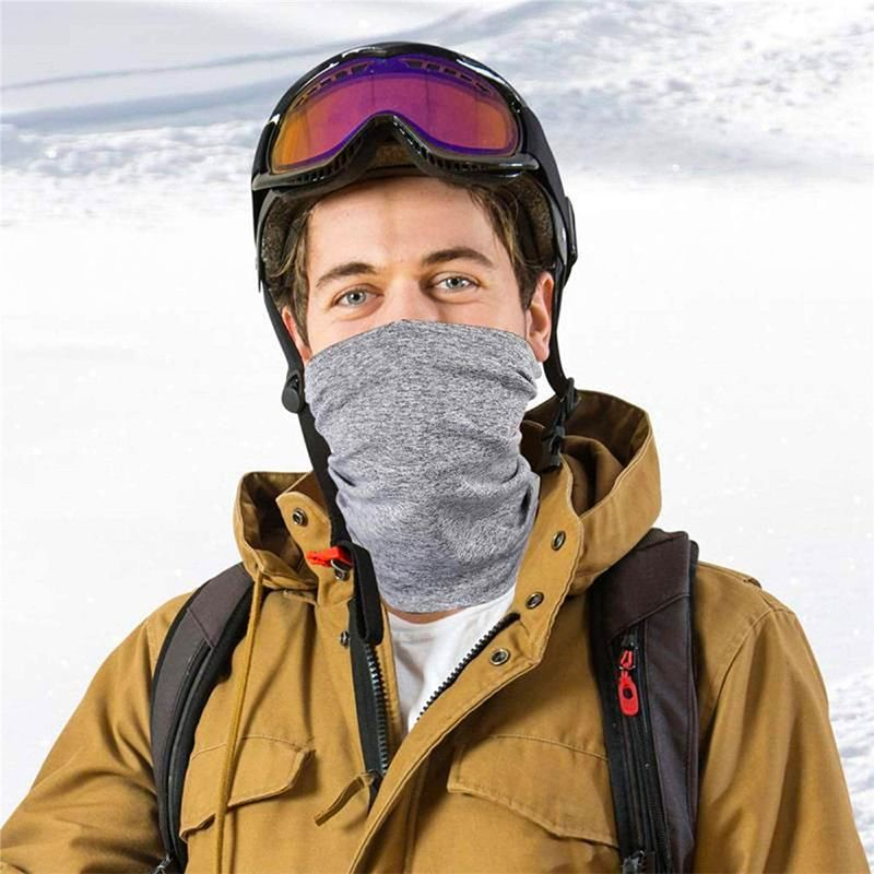 Neck Gaiter With Filter